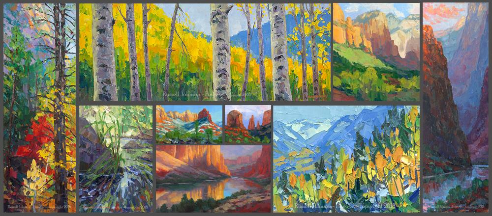 Russell Johnson Fine Art - Modern Impressionism