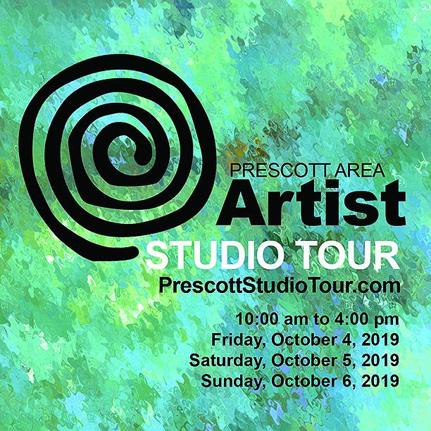 Russell Johnson Prescott Studio Tour artist