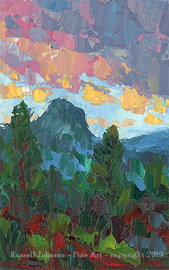 Russell Johnson Prescott AZ artist