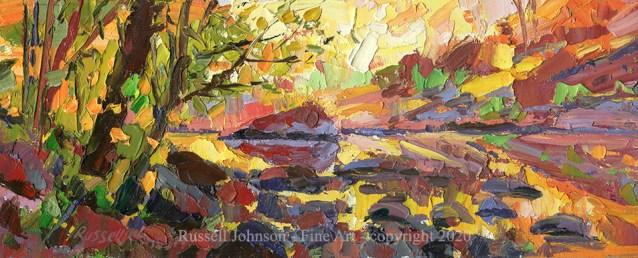 Russell Johnson Arizona artist
