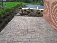 Paver Stone Patios Installation | Russell Landscape Services