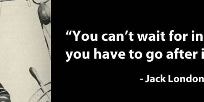 Jack London on Reincarnation.