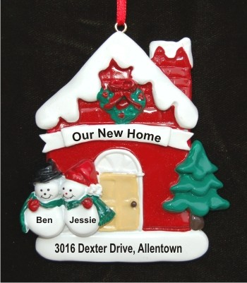 Dexter Christmas Ornament