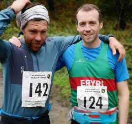 Getting Lost in Tarren Hendre Fell Race 8