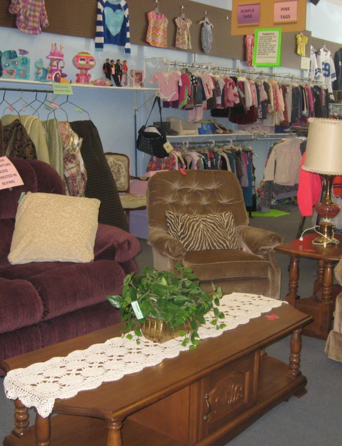 New to You, My Favorite Thrift Store in Albert Lea