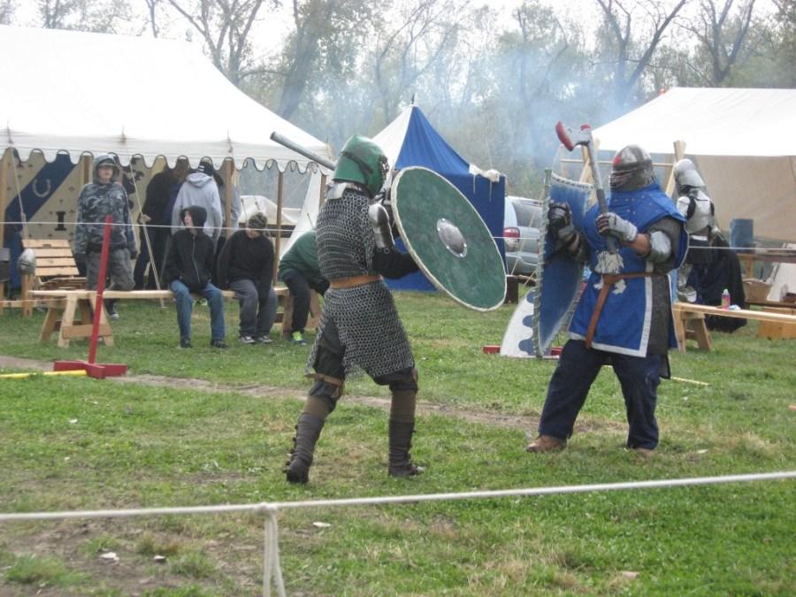 History Fest in Mankato MN