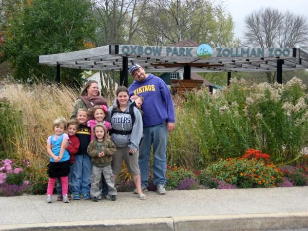 Oxbow Park Byron Minnesota