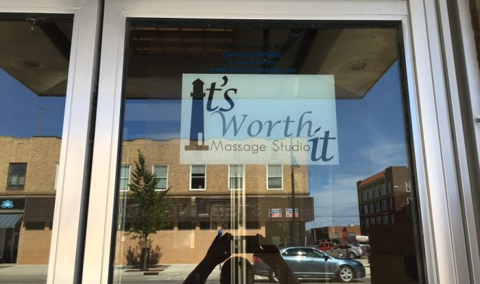 Its Worth It Massage Studio