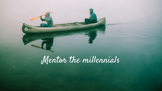 Mentor the millennials