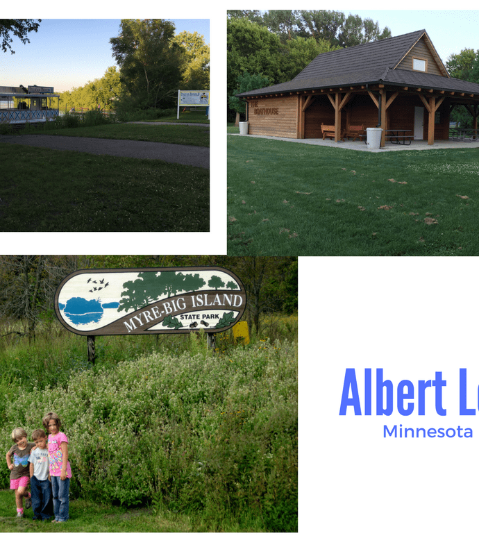 What's going on in Albert Lea this summer?