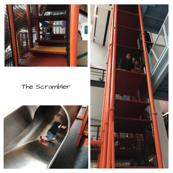 The Scramber