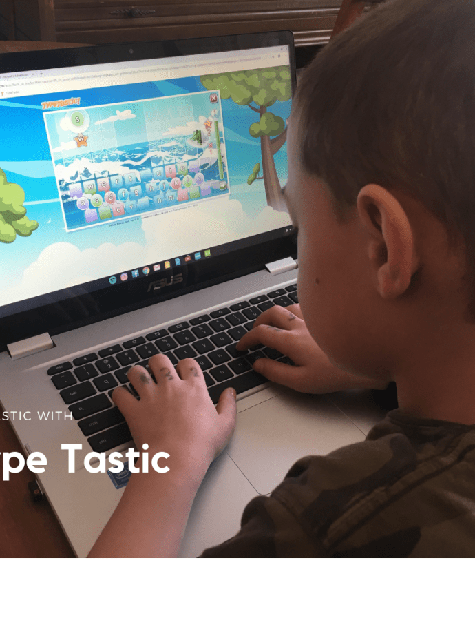 Type Tastic Typing Progam for classroom use