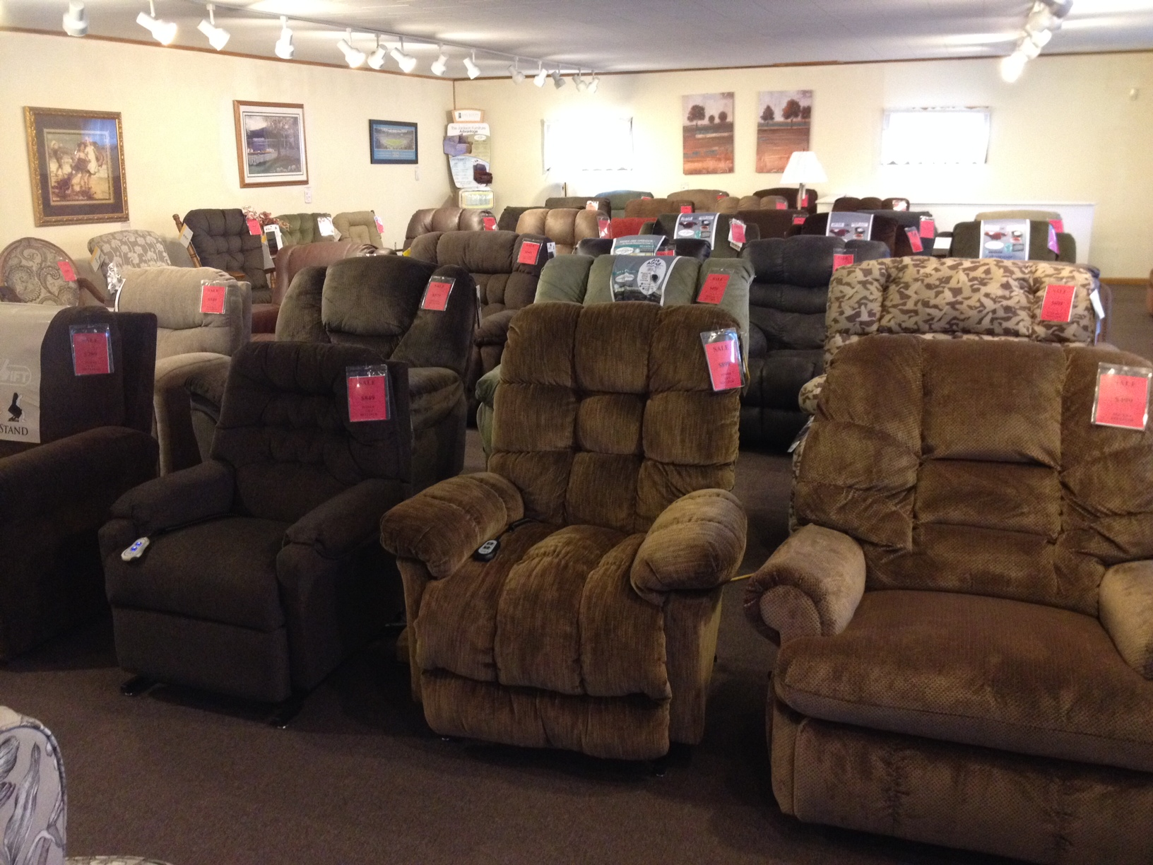 Living Room Furniture  Home Decor Battle Creek MI