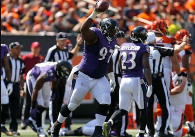 Image result for tony jefferson ravens