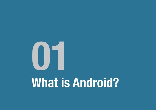 Welcome to Android - What is Android
