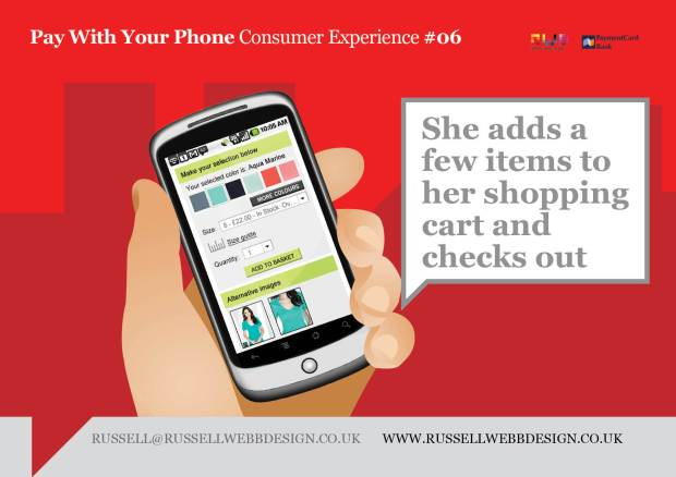 Pay With Your Phone#6 - Fashion Retail 3