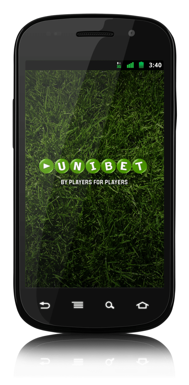 Refresh an Existing Android Hybrid Betting App for Unibet
