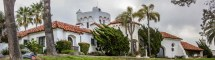 Del Mar Castle San Diego California Russel Ray