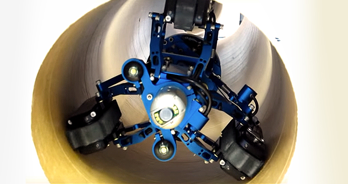 Robotic Crawlers: The Smart Approach To Pipeline Integrity Management