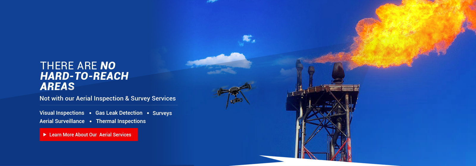 Aerial Inspection and Survey Services