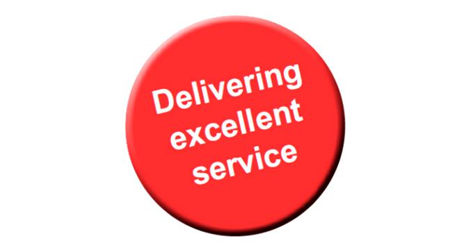 7 Keys To Rendering Excellent Service