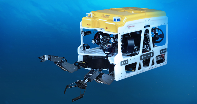RusselSmith Boosts ROV Fleet With Cougar Addition