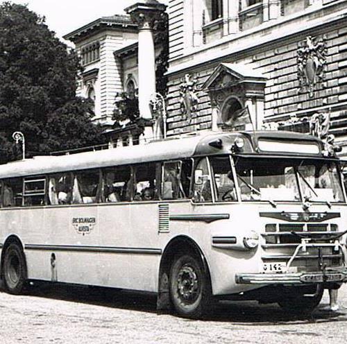 Buss russ