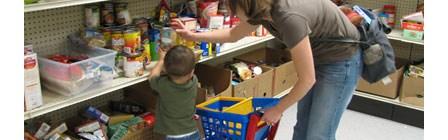 Food Aid Can Start With Abundant Food