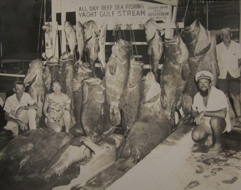 1957 fish shrinking