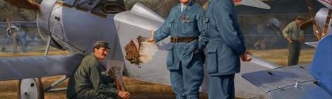 Lafayette Escadrille cover
