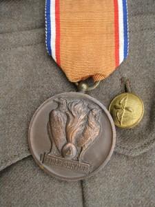 American Field Service Medal