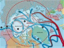 Arctic Warm Water Intrusion