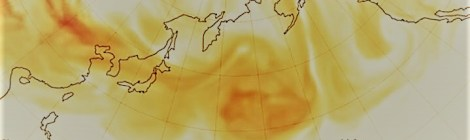 north pacific dust