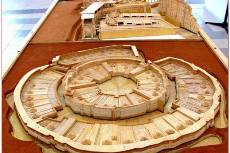 Древний город Аркаим