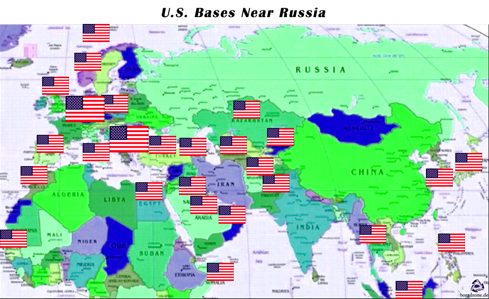 Sign This Petition to Close all US Military Bases on Foreign Soil ...