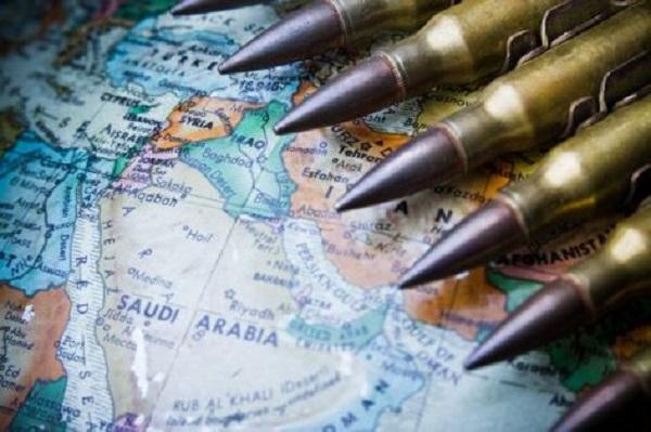 Ближний Восток делит Россию
