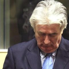 Радован Караджич приговорен к40 годам тюрьмы запреступления против человечности