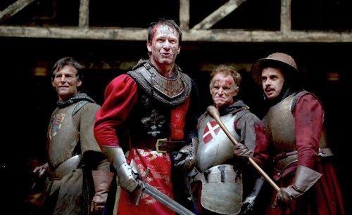 «Генрих V» в постановке Шекспировского театра «Глобус».