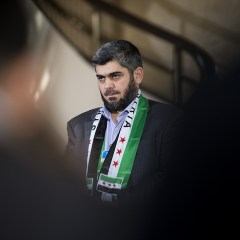 Moscow says Alloush's walkout to have positive influence on intra-Syrian talks