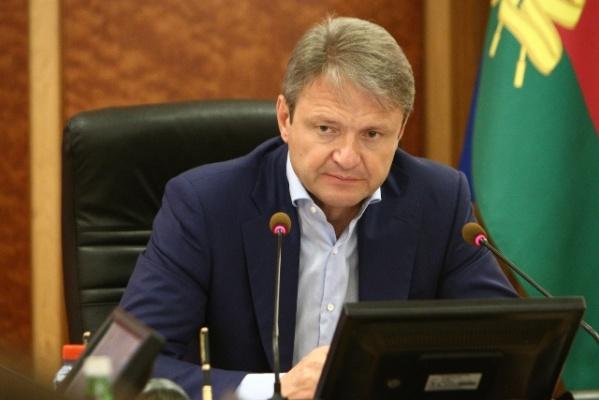 Министр сельского хозяйства России Александр Ткачёв.