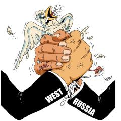 Do Russia and the West really need a pseudo-ideological confrontation?