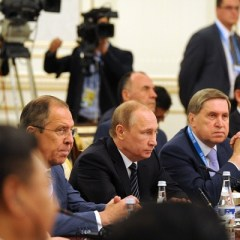 Russian president says India, Pakistan could join SCO in 2017