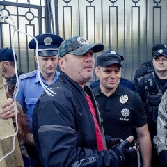 Attack on Russian Consulate General in Odessa is dirty, coward action – Russian ministry