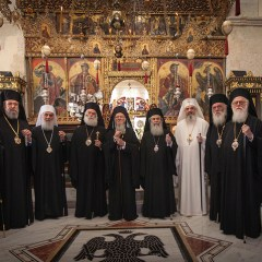 Orthodox Council in Crete will not consider Ukrainian parliament's message