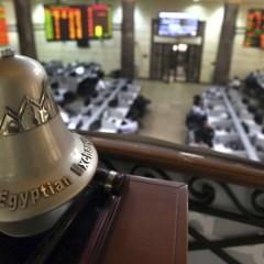Egypt stock market jumps on news of IMF loan talks