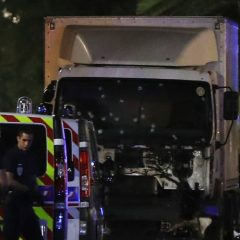 Reports of 60 dead after truck drives into Bastille Day crowd in Nice
