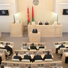 521 candidates to run for seats at Belarus parliament
