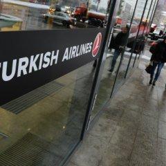 Turkish Airlines начала регулярные рейсы из Петербурга в Анталью