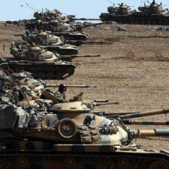 Turkey strikes ISIS positions in Syria's Jarablous