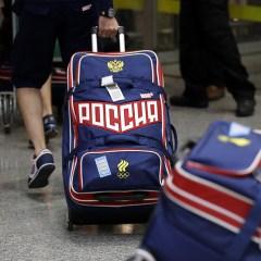 Второй рейс с российскими олимпийцами вылетел в Москву с шестичасовой задержкой